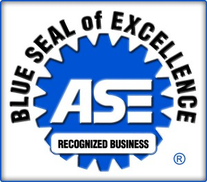 ASE recognized business